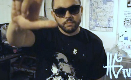 Wrekonize Of ¡MAYDAY! Delivers A Message