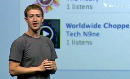 Mark Zuckerberg And Tech N9ne