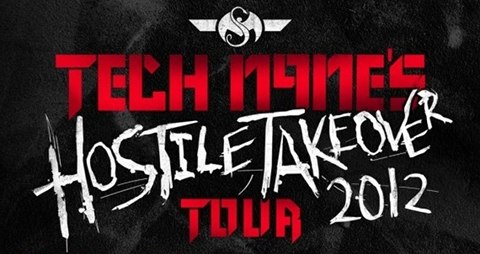 Hostile Takeover Tour 2012