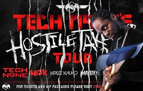 "Brotha Lynch Hung To Appear On ""Hostile Takeover 2012"" Tour"