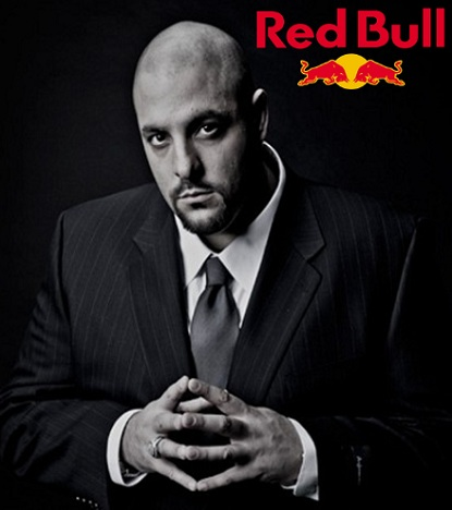 "Red Bull Shows Love For Prozak's ""Paranormal"""