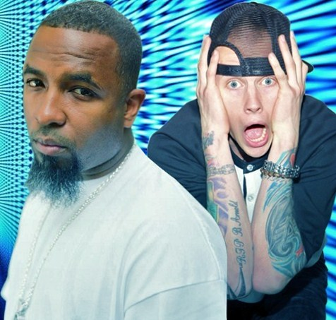 Tech N9ne And Machine Gun Kelly Talk Touring