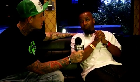 Tech N9ne Talks With Moral Free