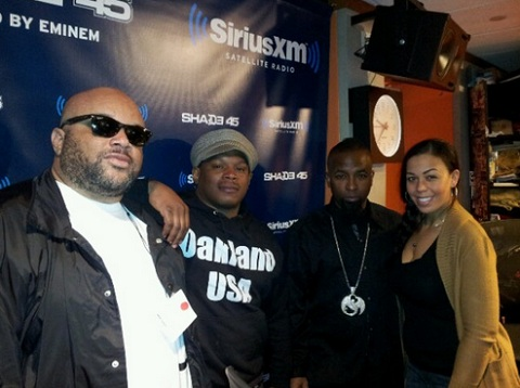 Tech N9ne On Shade45