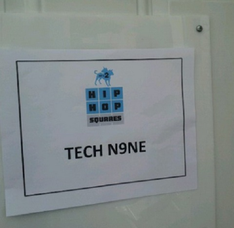 Tech N9ne Films For MTV2's Hip Hop Squares