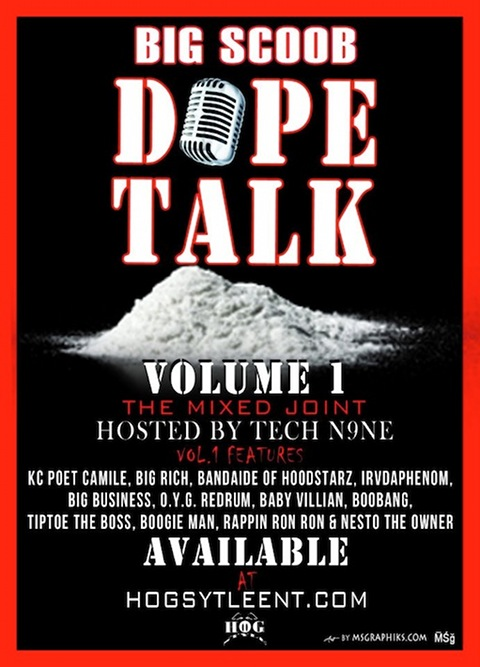 Big Scoob - Dope Talk