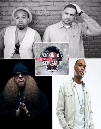 "Tha Bizness, YoungFyre, And Rittz Show Support For ""Kickin' And Screamin'"""