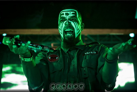 Tech N9ne Talks Hostile Takeover 2012 Tour
