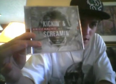"Fan Unboxes ""Kickin' & Screamin'"""