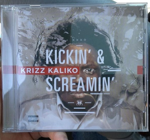 "Fans React To Krizz Kaliko's ""Kickin' & Screamin'"""