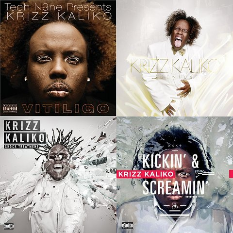 krizz kaliko kickin and screamin album download