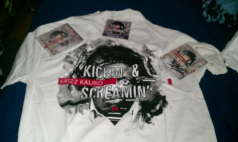 """Kickin' & Screamin'"" Pre-Orders Arrive Early"
