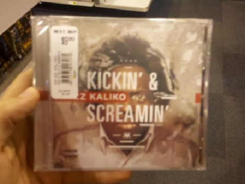 "Fan With Best Buy Purchase Of ""Kickin' & Screamin'"""