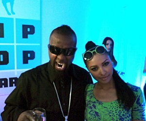 Tech And Kat Graham