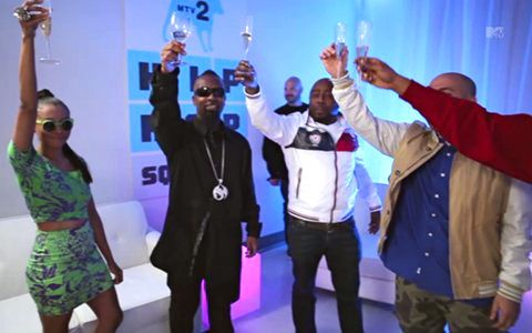 Tech N9ne and Hip Hop Squares