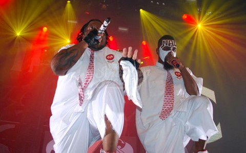 Tech N9ne And Krizz Kaliko