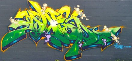 Grafitti By Gear