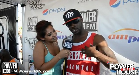 Jay Rock With Power 106