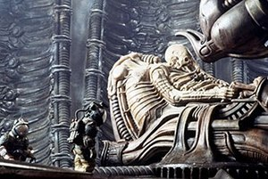 "Alien - ""Space Jockey"""