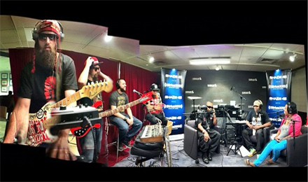 Strange Music At Shade45