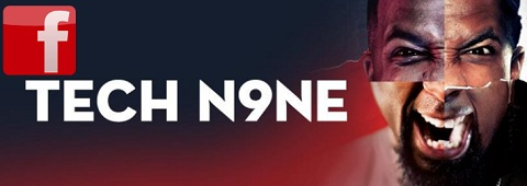 Tech N9ne On Facebook