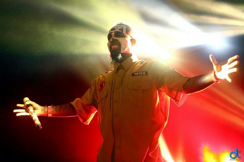 Tech N9ne In Columbus, OH For Hostile Takeover 2012 Tour
