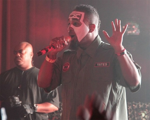 Tech N9ne In New York