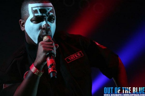 Tech N9ne Photographed By Out Of The Blue