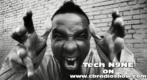 Tech N9ne Talks With The Creedence and Bishop Show