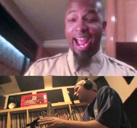 "Tech N9ne Reacts To Potluck's ""Worldwide Choppers"" Music Video"