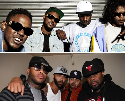 Black Hippy And Slaughterhouse Slated To Collaborate