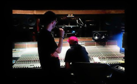 CES Cru In The Studio