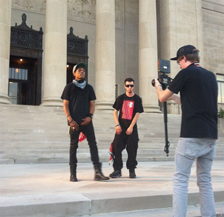 CES Cru Shoots New Music Video