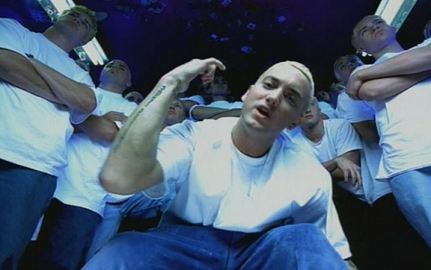 Eminem As Slim Shady