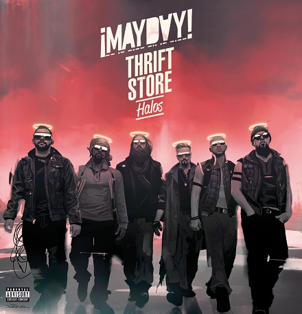 ¡MAYDAY! 'Thrift Store Halos' EP