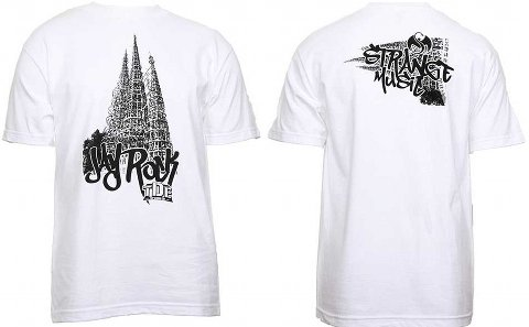 Jay Rock - White Watts T-Shirt