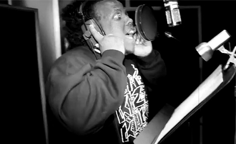 Krizz Kaliko Works On New Album