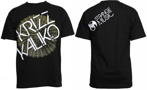 Krizz Kaliko - Black Circles T-Shirt