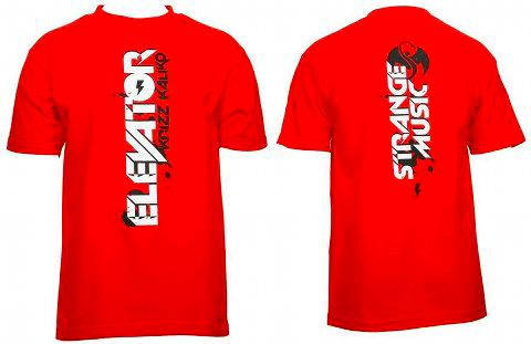 Krizz Kaliko - Red Elevator T-Shirt