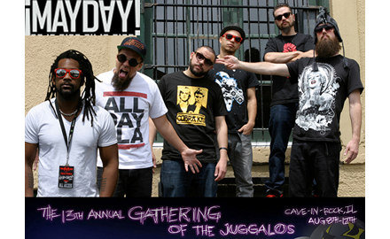 ¡Mayday! Gathering Of The Juggalos 2012