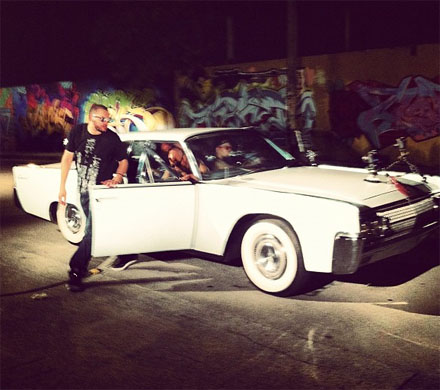 ¡MAYDAY! Shoots New Music Video