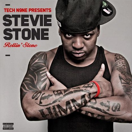 """Tech N9ne Presents Stevie Stone - Rollin' Stone"""