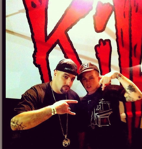 Sid And Prozak At Mayhem Fest