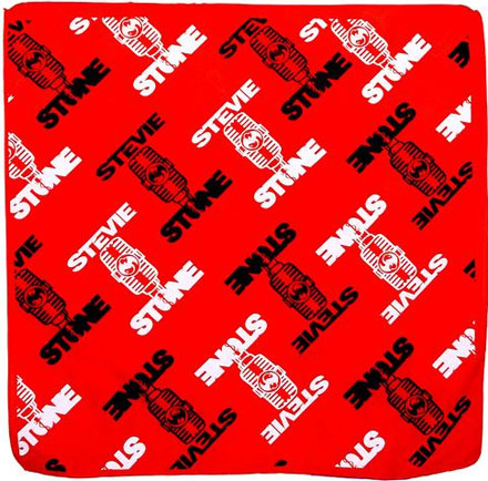 Stevie Stone Red 2012 Bandana