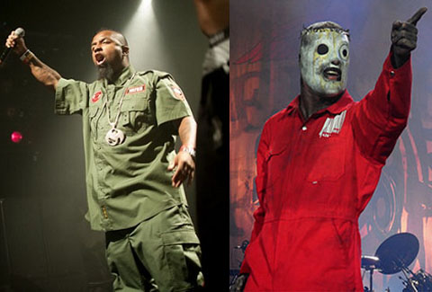 Tech N9ne Recalls Discovering Slipknot