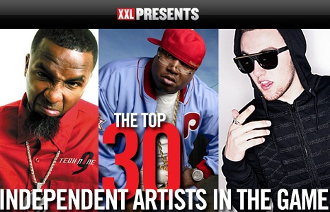 Tech N9ne On XXL Top 30 Independent Artists