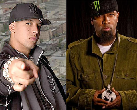 Tech N9ne And Daddy Yankee