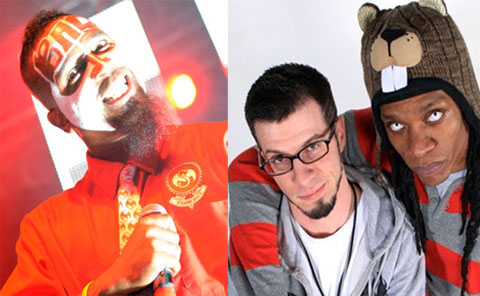 "Tech N9ne Confirms Appearance On Ces Cru's ""13"""