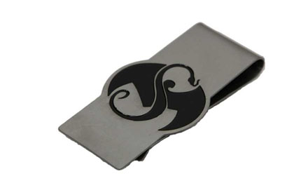 Strange Music Money Clip