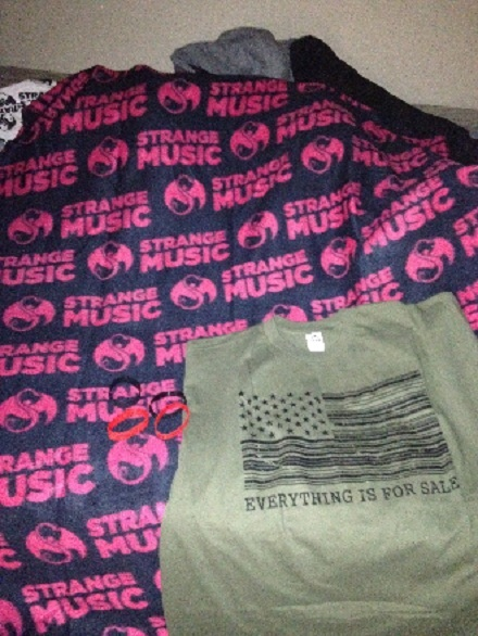 Strange Music Gear At Half Off